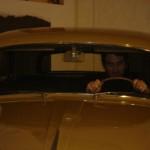 Gianni in macchina