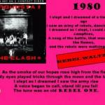 The Clash Rebel Waltz